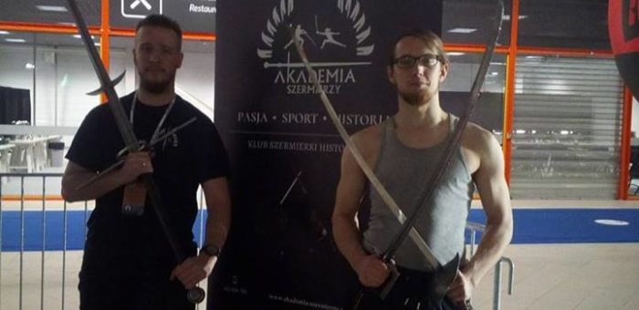 Akademia Szermierzy na Comic Con II Fall Edition 2017 w Warszawie