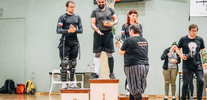 Przywozimy medale z Austrian Championship!