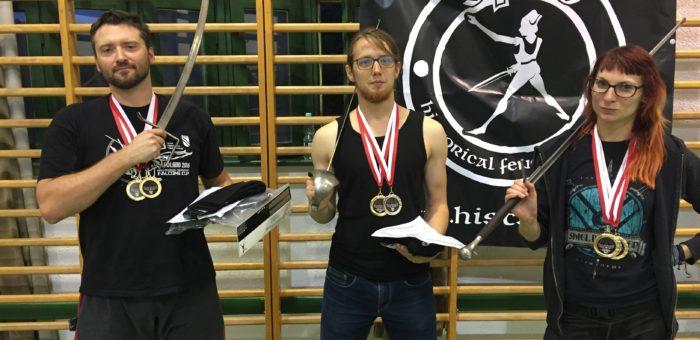 Nasze osiągnięcia na poznańskim Black Horns Cup