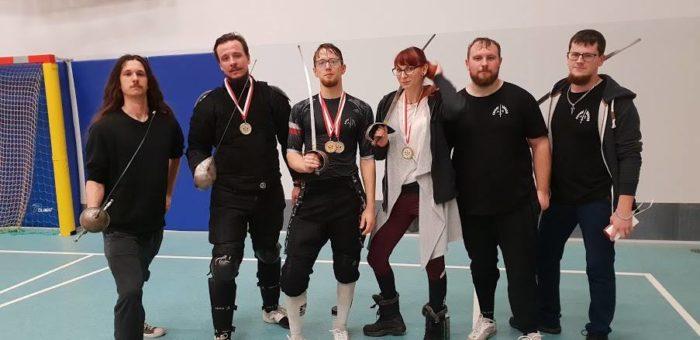 4 medale dla Akademii na Falcons Cup