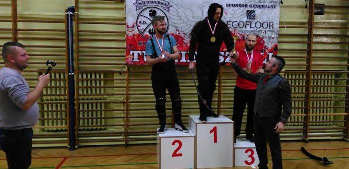 Mikołaj Kołodziej (AS) wygrywa turniej w Kielcach!