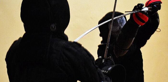 Warsztaty miecza i szabli dla początkujących 25.09